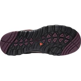 Keen W's Terradora Leather WP Shoes peppercorn/wine
